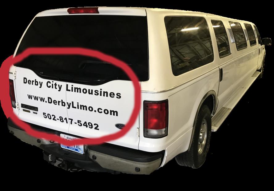 limo company name