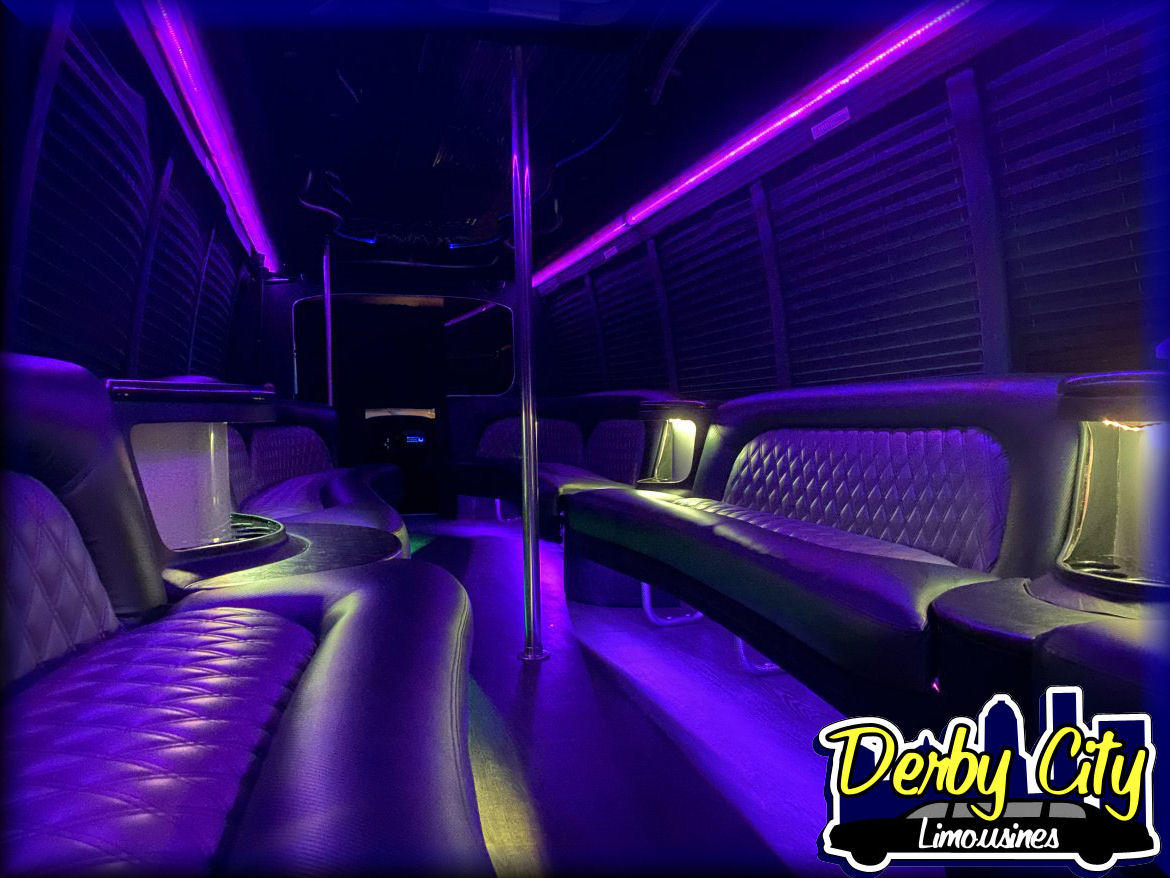 party bus louisville