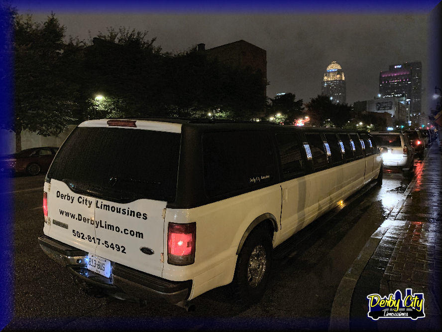 limo in louisville
